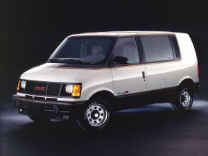1990 GMC Safari GT