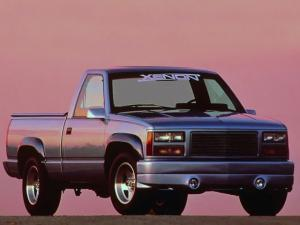 1992 GMC Sierra Regular Cab by Xenon