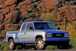 GMC Sierra K1500 Club Coupe Sportside Pickup 1994 года