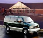 GMC Safari 1996 года