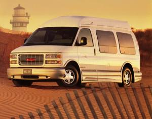 GMC Savana High Roof Van 1996 года
