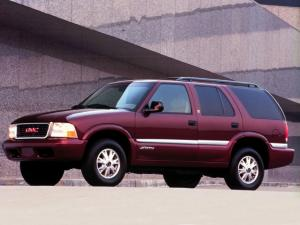 1998 GMC Jimmy 5-Door