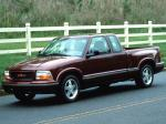 GMC Sonoma Extended Cab 1998 года