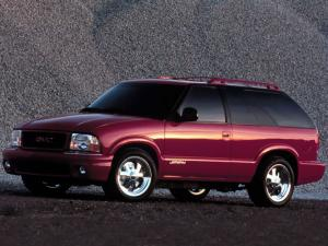 GMC Jimmy Typhoon II Concept 1999 года