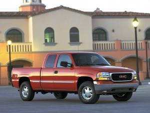 1999 GMC Sierra Extended Cab