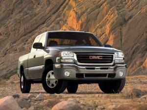 2002 GMC Sierra Extended Cab