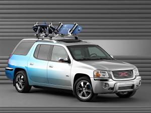 2003 GMC Envoy XUV AT4 Concept
