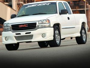 GMC Sierra Extended Cab by Xenon 2003 года