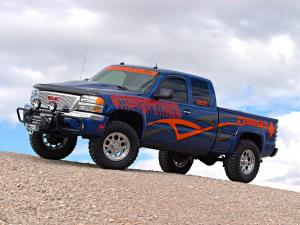2003 GMC Sierra Partner Vehicle SEMA