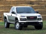GMC Canyon Extended Cab 2004 года