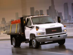 2004 GMC TopKick C5500 Regular Cab
