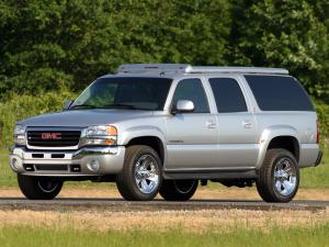 GMC Yukon XL OutDoor Living Pro Concept 2004 года