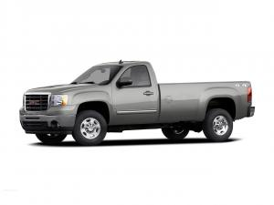 2006 GMC Sierra 3500 HD Regular Cab