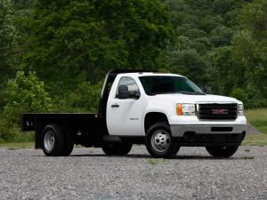 2010 GMC Sierra 3500 HD SLT Regular Cab