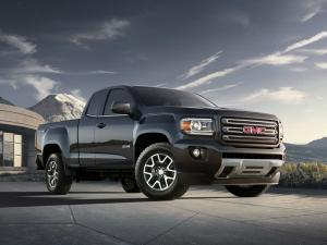 2014 GMC Canyon All Terrain Extended Cab