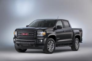 2015 GMC Canyon SLE Nightfall Crew Cab