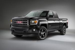 2015 GMC Sierra 1500 Double Cab Elevation Edition