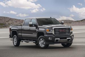 GMC Sierra All Terrain 2500 HD Crew Cab 2015 года
