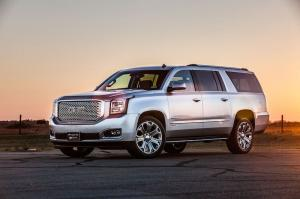 GMC Yukon Denali HPE650 Supercharged by Hennessey 2015 года