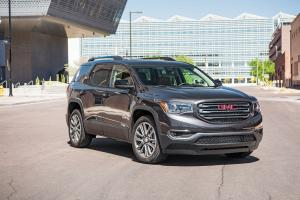 2016 GMC Acadia All Terrain