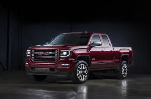 GMC Sierra 1500 All Terrain Double Cab 2016 года