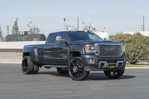 GMC Sierra Denali HD on Forgiato Wheels (Forata)
