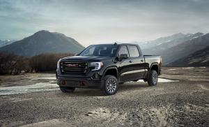 GMC Sierra AT4 Crew Cab 2018 года