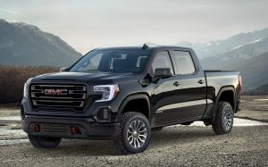 GMC Sierra AT4 Crew Cab