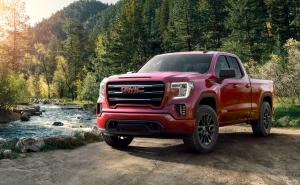 GMC Sierra Elevation Double Cab 2018 года