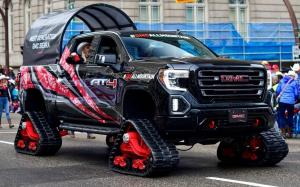 GMC Sierra 1500 AT4 All Mountain Show Truck '2019