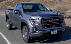 GMC Sierra AT4 Regular Cab (UAE) '2019