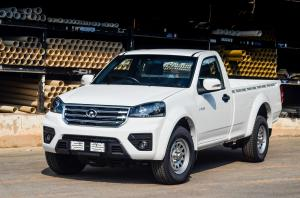 2018 GWM Steed 5 Single Cab