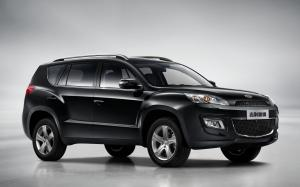 Geely Haoqing SUV