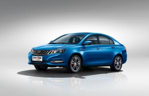 2016 Geely Emgrand 1 Million