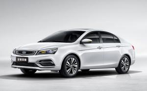 Geely Emgrand 2018 года