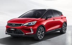 Geely Emgrand GS Dynamic 2019 года