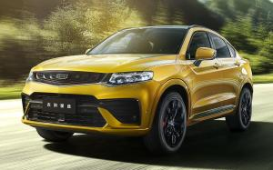 Geely Xing Yue 350T 2019 года
