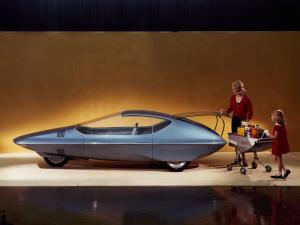 1964 GM Runabout Concept