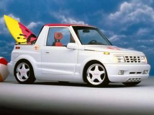 Geo Tracker Concept Vehicle 1991 года