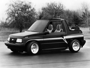 1991 Geo Tracker Concept Vehicle