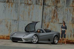Giugiaro VAD.HO by Italdesign 2007 года