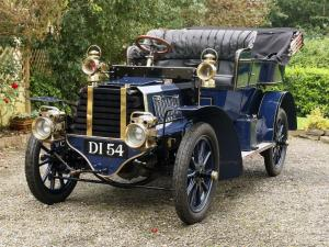 1903 Gladiator 10 HP Side-Entrance Tonneau
