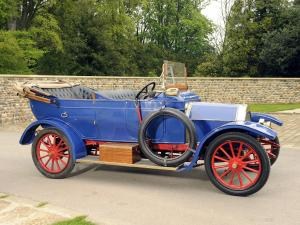 1910 Gladiator 12-14 HP Type P Series 51 Tourer