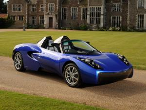 2011 Gordon Murray Design TEEWAVE AR.1 Concept