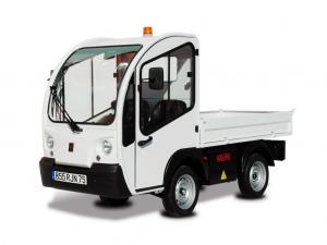 Goupil G3 Dropside Pickup 2008 года