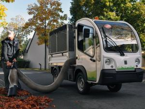 2008 Goupil G3 Leaf Collector