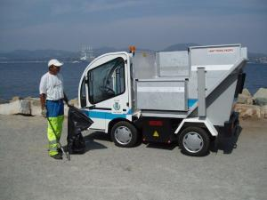 Goupil G3 Waste Tipping Collector 2008 года