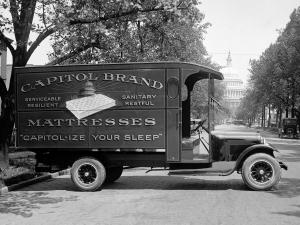Graham Brothers 1½-Ton Delivery Truck 1925 года