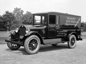 Graham Brothers Delivery Van 1925 года