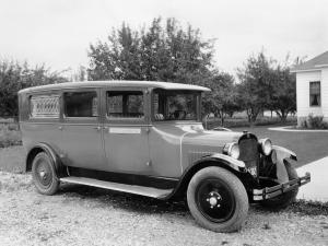 1927 Graham DC-Series Ambulance